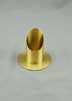 Kerzenständer, gold 40 mm